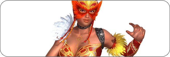 Lisa Dead or Alive 5 Moves, Characters, Combos and Strategy Guides