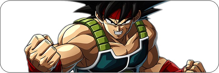 Bardock Dragon Ball FighterZ artwork