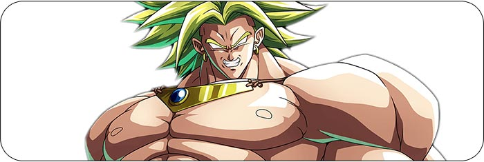 Broly Dragon Ball FighterZ artwork