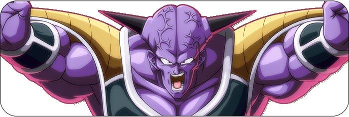 Captain Ginyu Dragon Ball FighterZ artwork
