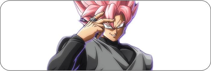 Goku Black Dragon Ball FighterZ artwork