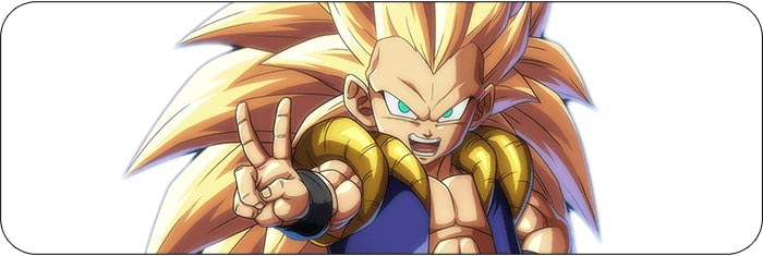 Gotenks Dragon Ball FighterZ artwork