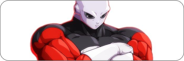 Jiren Dragon Ball FighterZ artwork