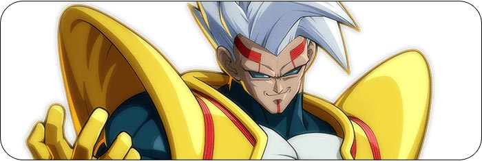 Super Baby 2 Dragon Ball FighterZ artwork