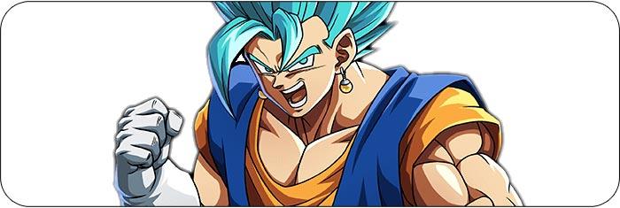 Vegito Dragon Ball FighterZ artwork