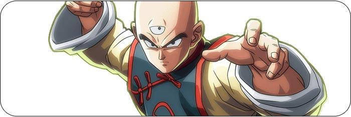 Tien Dragon Ball FighterZ artwork