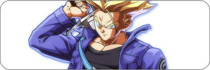 Trunks Dragon Ball FighterZ artwork