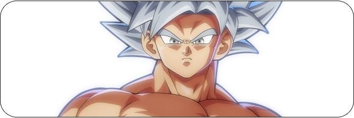 Ultra Instinct Goku Dragon Ball FighterZ artwork