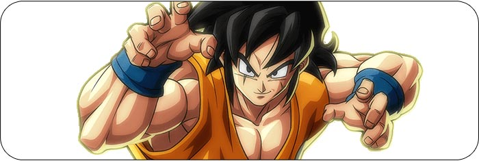 Yamcha Dragon Ball FighterZ artwork