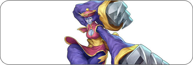 Hsien-Ko Darkstalkers 3 Moves, Combos, Strategy Guide