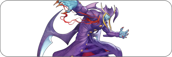 Jedah Darkstalkers 3 Moves, Combos, Strategy Guide