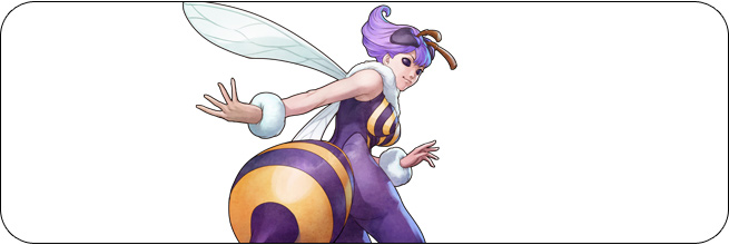 Q-Bee Darkstalkers 3 Moves, Combos, Strategy Guide