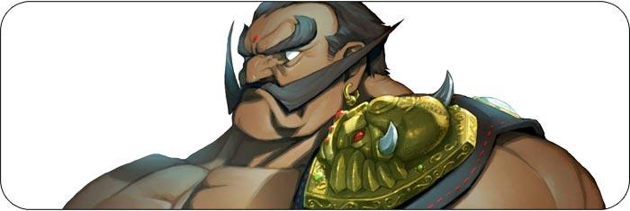 Darun Fighting EX Layer artwork