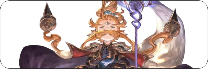 Anre Granblue Fantasy: Versus artwork