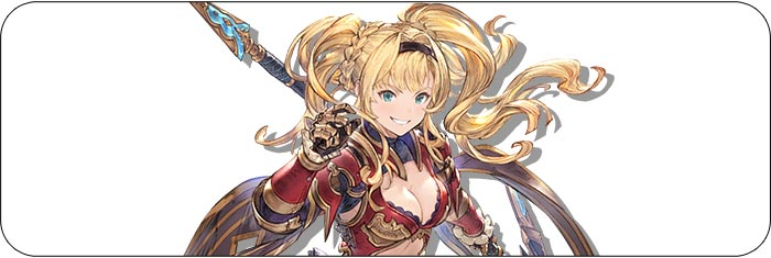 Zeta Granblue Fantasy: Versus artwork