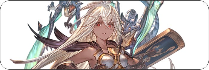 Zooey Granblue Fantasy: Versus artwork