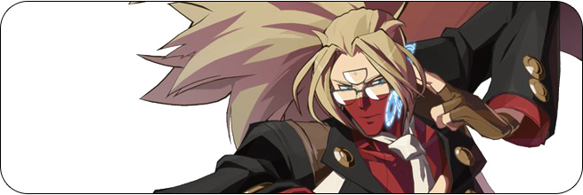 Answer Guilty Gear Xrd REV 2 artwork