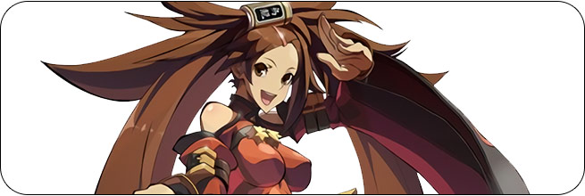 Jam Guilty Gear Xrd REV 2 artwork