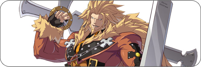 Leo Whitefang Guilty Gear Xrd REV 2 artwork