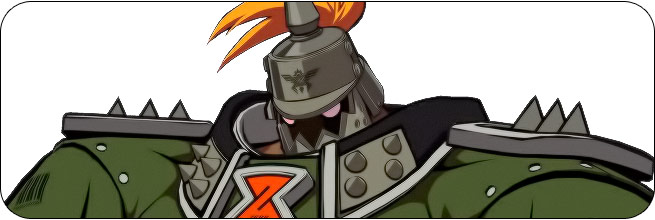 Potemkin Guilty Gear Xrd REV 2 artwork