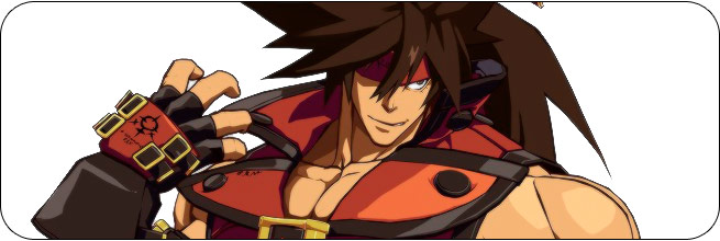 Sol Badguy Guilty Gear Xrd REV 2 artwork