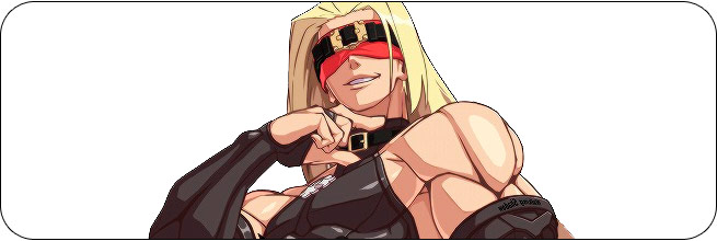 Zato-1 Guilty Gear Xrd REV 2 artwork