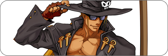 Johnny Guilty Gear XX Accent Core Plus Moves, Combos, Strategy Guide