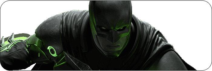 Batman Injustice 2 artwork