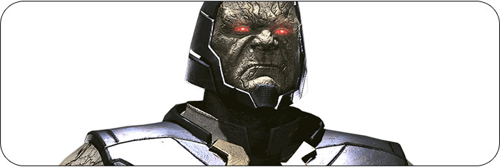Darkseid Injustice 2 artwork