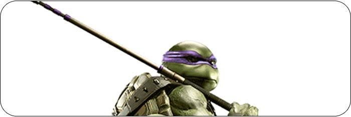 Donatello Injustice 2 artwork