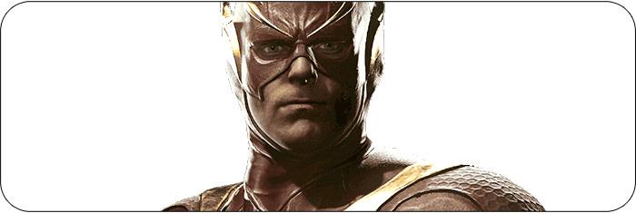 Flash Injustice 2 artwork
