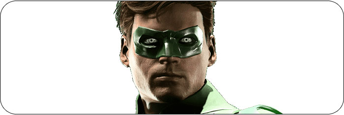 Green Lantern Injustice 2 artwork