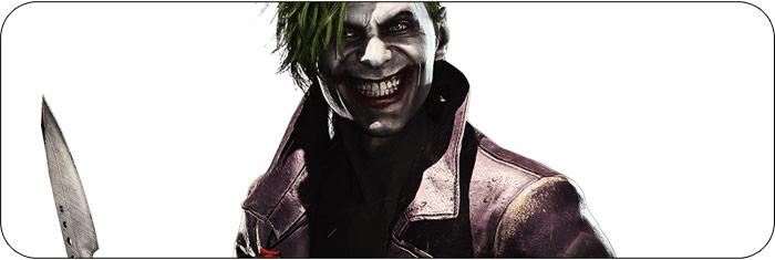 Joker Injustice 2 artwork