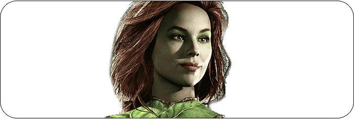 Poison Ivy Injustice 2 artwork