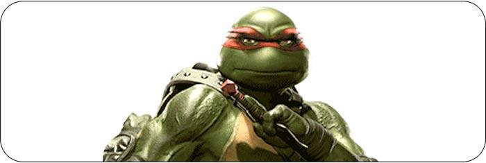 Raphael Injustice 2 artwork