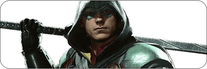 Robin Injustice 2 artwork