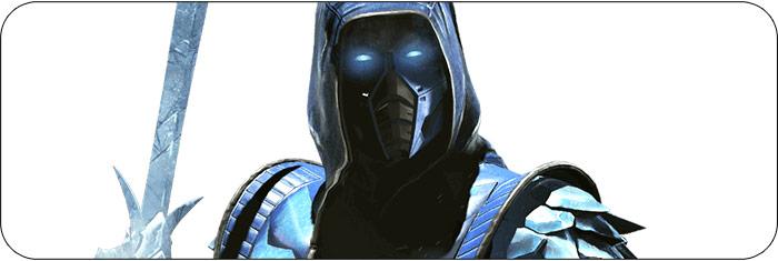 Sub-Zero Injustice 2 artwork