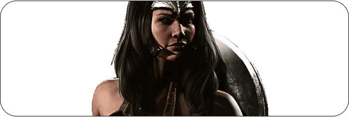 Wonder Woman Injustice 2 artwork