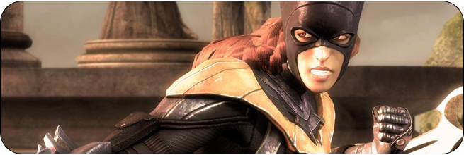 Batgirl Injustice: Gods Among Us Moves, Combos, Strategy Guide