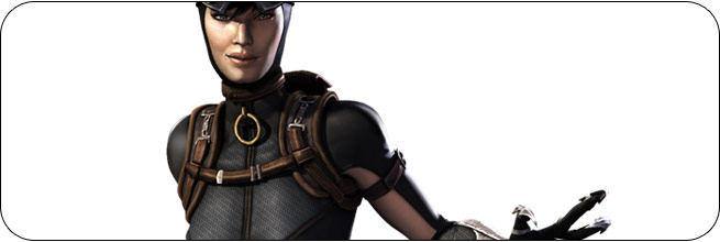 Catwoman Injustice: Gods Among Us Moves, Combos, Strategy Guide