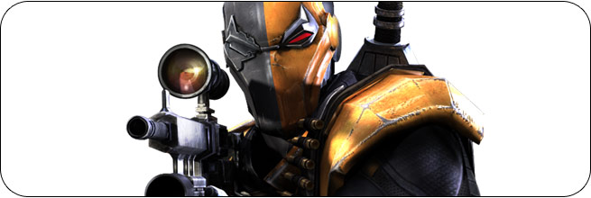 Deathstroke Injustice: Gods Among Us Moves, Combos, Strategy Guide