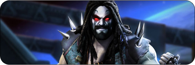 Lobo Injustice: Gods Among Us Moves, Combos, Strategy Guide
