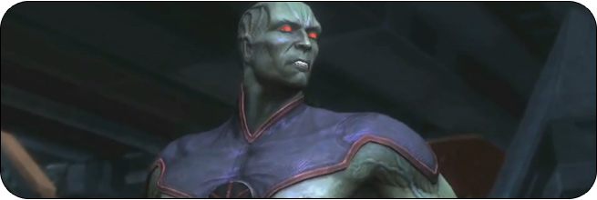 Martian Manhunter Injustice: Gods Among Us Moves, Combos, Strategy Guide