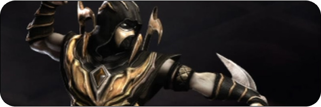 Scorpion Injustice: Gods Among Us Moves, Combos, Strategy Guide