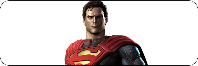 Superman Injustice: Gods Among Us Moves, Combos, Strategy Guide