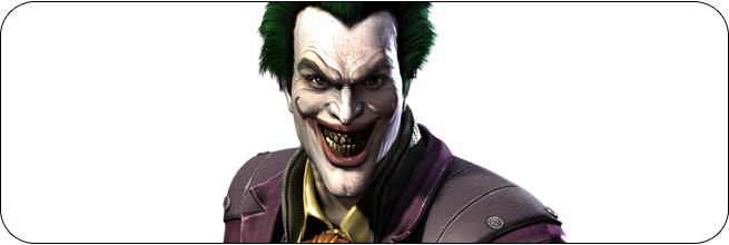 The Joker Injustice: Gods Among Us Moves, Combos, Strategy Guide