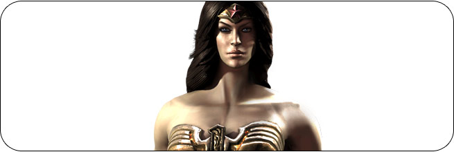 Wonder Woman Injustice: Gods Among Us Moves, Combos, Strategy Guide