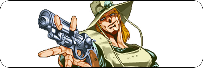 Hol Horse JoJo's Bizarre Adventure Moves, Characters, Combos and Strategy Guides
