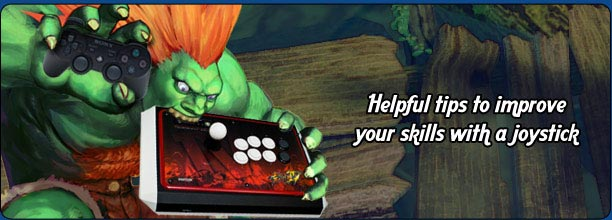 Helpful tips to improve your skills with a joystick