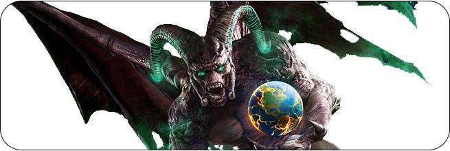 Gargos Killer Instinct artwork